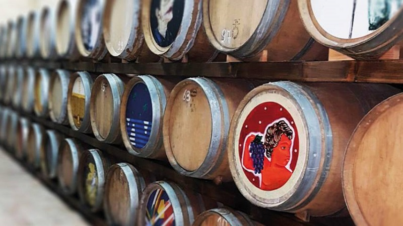 You are currently viewing Tenute Orestiadi: vino e arte insieme per il rilancio del territorio