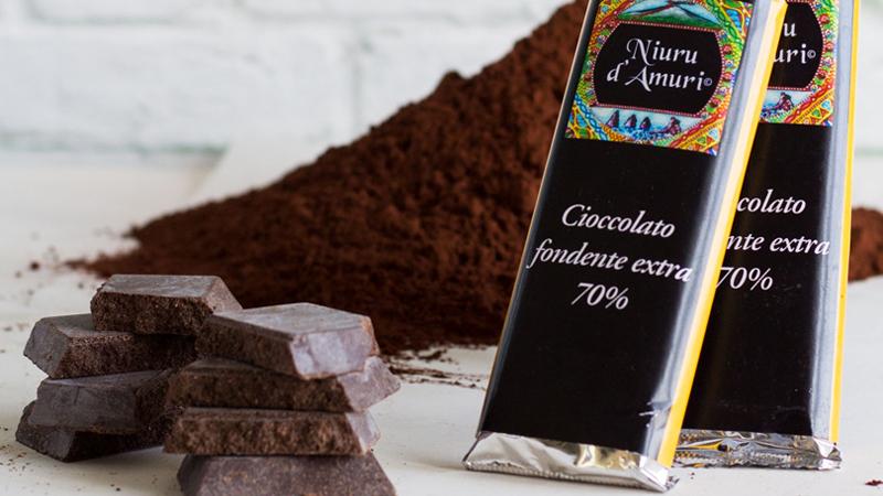 Niuru d'Amuri cioccolato Il Mondo che vorrei