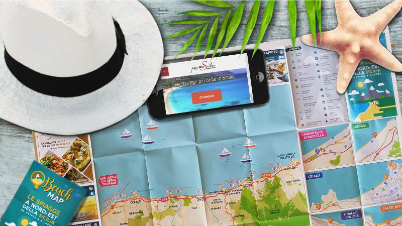 Le spiagge da Cefalù a Milazzo nella nostra nuova BeachMap!