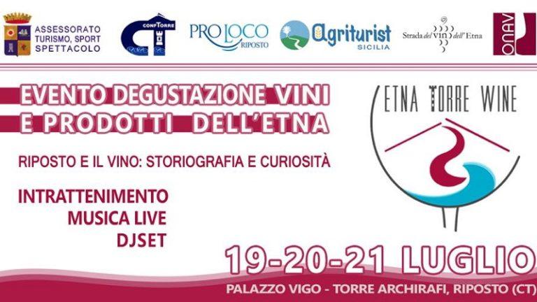 A Torre Archirafi arriva Etna Torre Wine 2019: presente anche PassioneSicilia.it