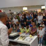 Sana Sicilia in bio Magazine chef Simone Salvini