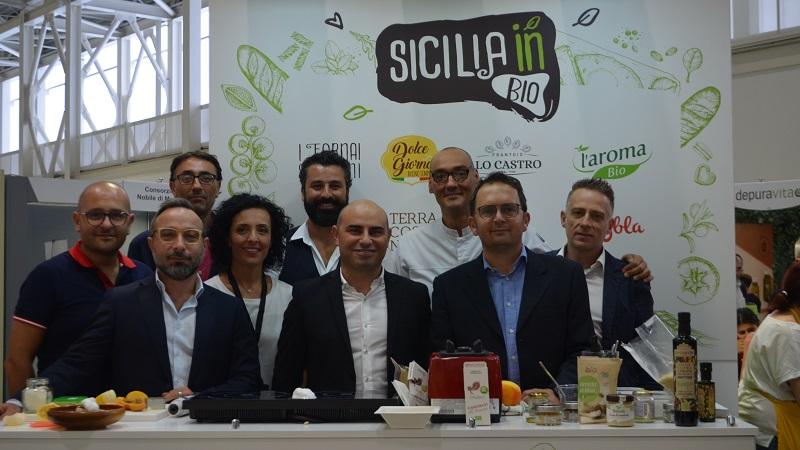 Sicilia in Bio, grande successo al Sana 2019 – LE FOTO