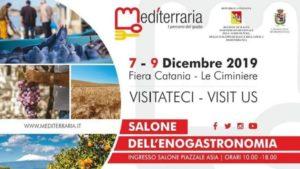 Read more about the article La Sicilia in Bio e PassioneSicilia saranno presenti al Mediterraria – I percorsi del gusto