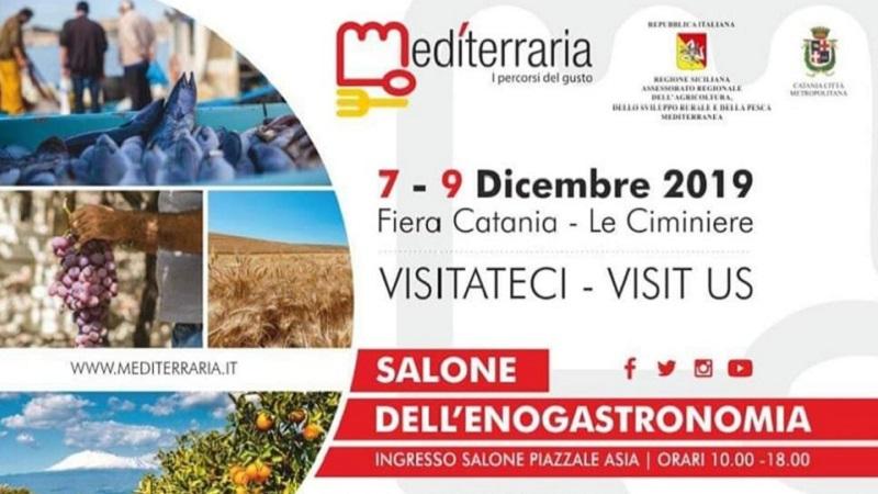 La Sicilia in Bio e PassioneSicilia saranno presenti al Mediterraria – I percorsi del gusto