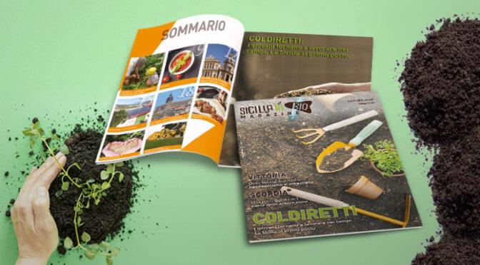 Sicilia in Bio Magazine terzo numero