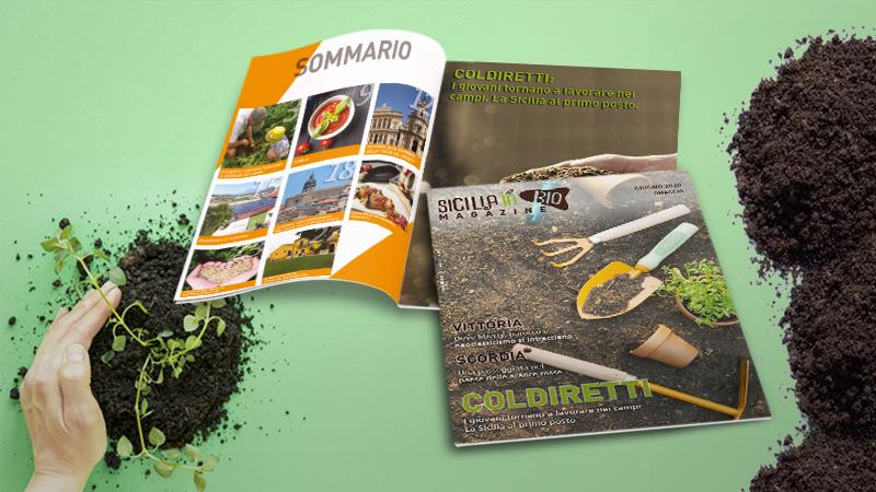 Sicilia in Bio Magazine: ecco il terzo numero!
